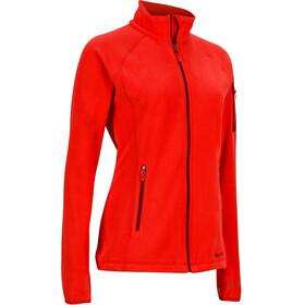 Marmot W's Flashpoint Jacket Scarlet Red